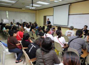 エンチャイルド奨学生父母集会