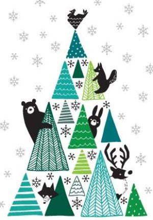 エンチャイルドのオリジナル・クリスマスカード