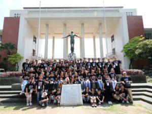 フィリピン大学キャンパスツアー